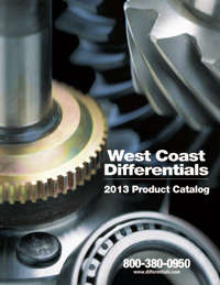 2013 Differentials Product Catalog