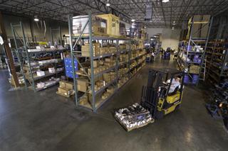West Coast Differentials Warehouse