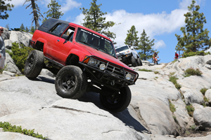 Sierra Gear & Axle Solid Axle Swap Toyota 4Runner with Jimmy Claypool on the Con in his rig
