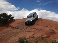 Easter Jeep Safari 2014