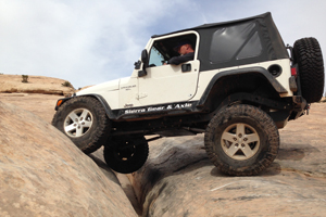 Easter Jeep Safari 2014 Golden Spike
