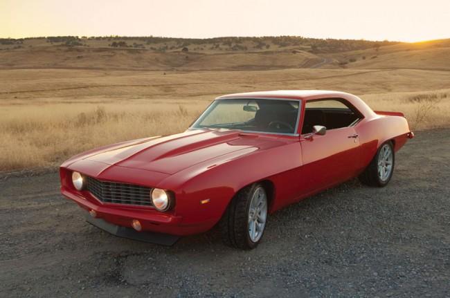 Eric's 1969 Camaro