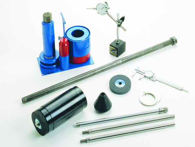 Differential Repair Tools;  Bearing Puller, Carrier Bearing Puller, Shim Driver, Croos Pin Bolt Extractor