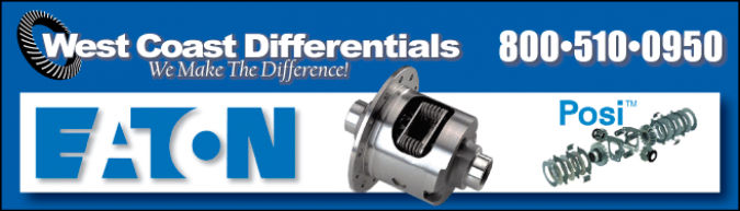 Eaton Posi Differential