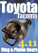 Toyota Tacoma 4.11 Ring & Pinion