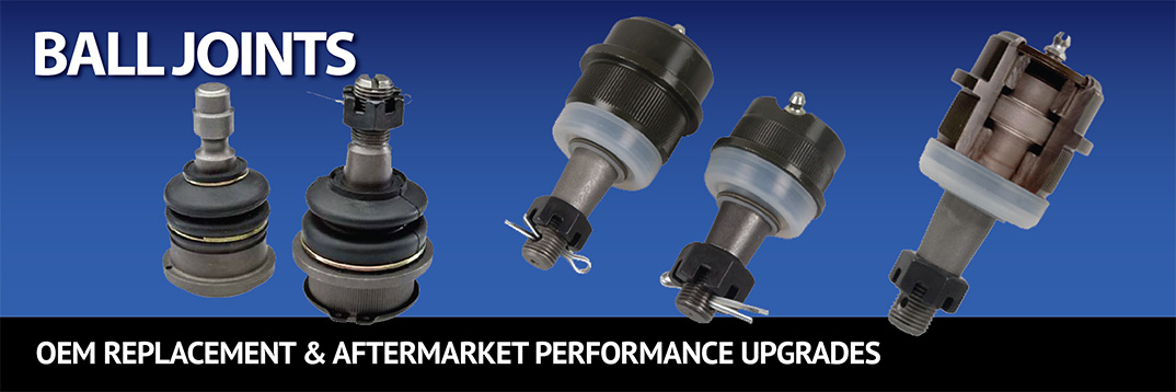 OEM Replacement Stock Synergy Ball Joints