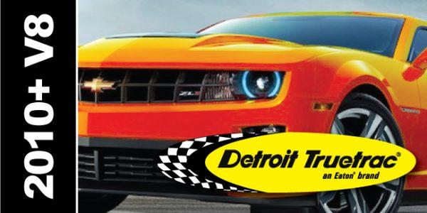 Detroit Truetrac V8 Camaro 8.6