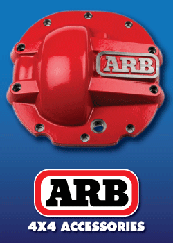 ARB 4x4 Diff Differential Cover