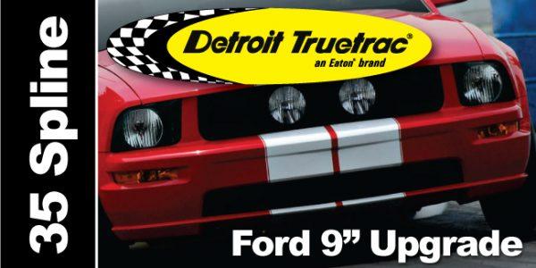 Ford 9 Limited Slip Posi 35 Spline