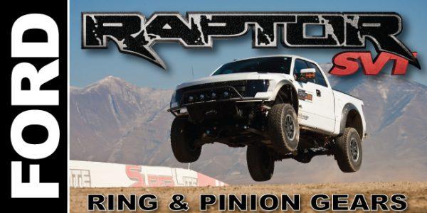 Raptor Gear Axle Parts