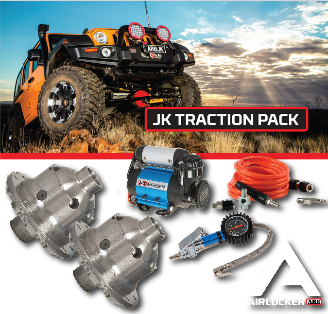 ARB Air Locker Traction Pack Image