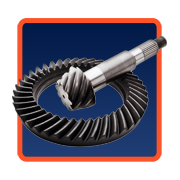 Differential Parts Ring Pinion Gear