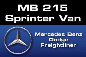 Mercedes Sprinter Differential Parts