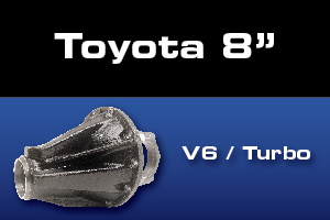 Toyota V6 Turbo Differential Parts