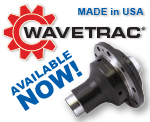 Wavetrac Helical High Performance Differential Limited Slip Posi