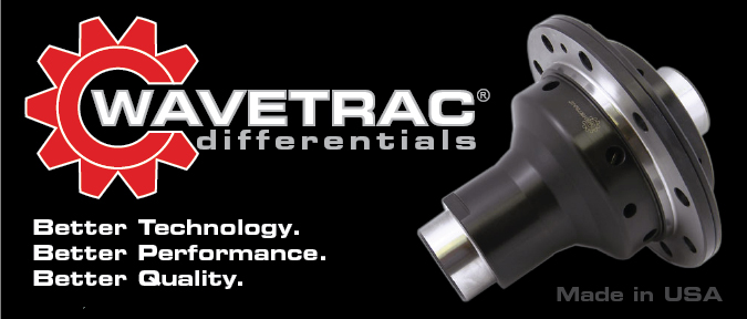 Wavetrac Ford 9 Helical Limited Slip Differential