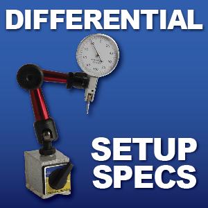Differential Torque Specs Ring Gear Torque