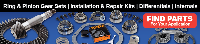Ring and Pinion Gear Application Guides