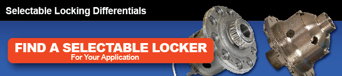 ARB Air Locker_Auburn Ected_Eaton E-Locker_OEM Locker