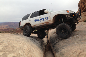SAS 4Runner Golden Crack Moab