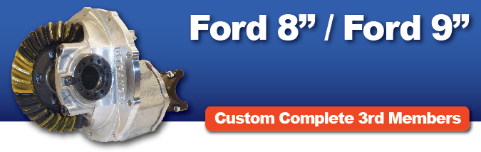 Ford 8 Ford 9 dropout 3rd Member Third Member