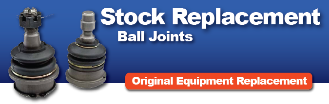 OEM Stock Replacement Factory Ball Joints