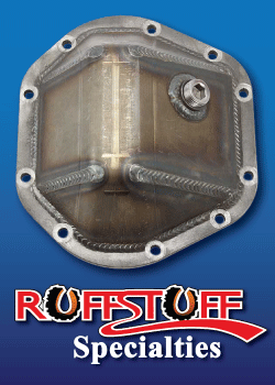 Rough Stuff Diff Cover Ruff Stuff RuffStuff Differential Cover
