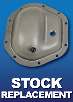 OEM Stock Replacement Differential Cover