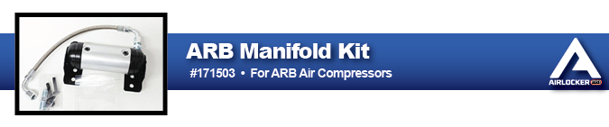 ARB-Manifold-Kit-Header