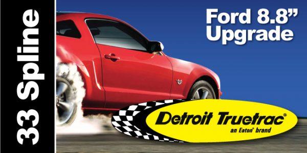 Ford Mustang 8.8 Truetrac Limited Slip Posi