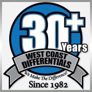 Differential Identification   West Coast Differentials