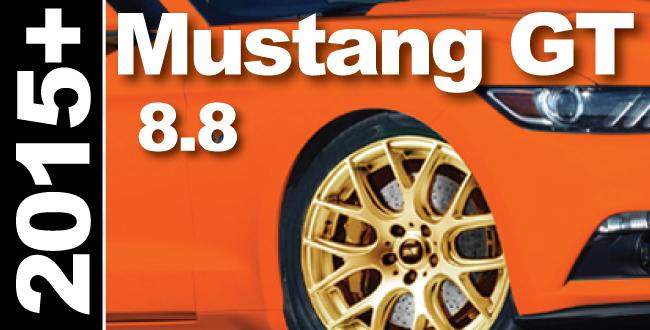 ford Mustang GT Ring Pinion Posi