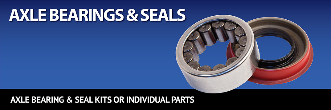 Rear End Axle Wheel Bearing Seal Kits