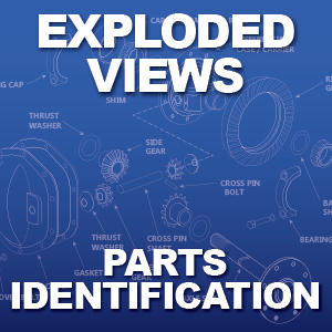 Gear Axle Differential Part Names