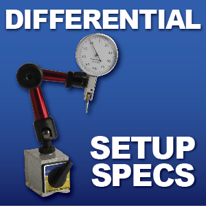 Differential Torque Specs Ring Gear Torque