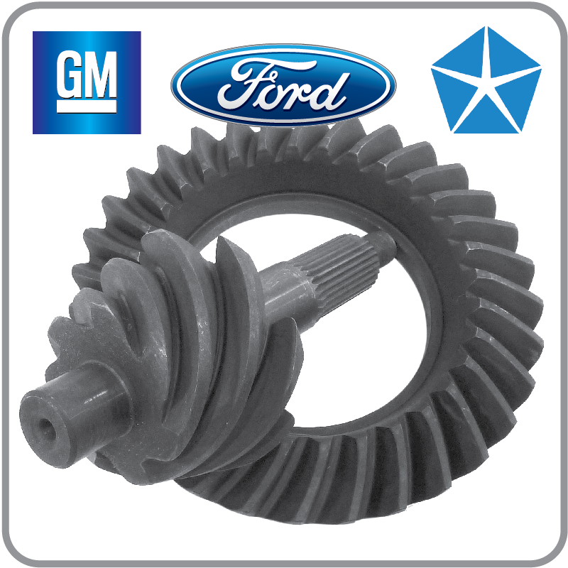 OEM Ford Ring & Pinion Gears - Ford Performance
