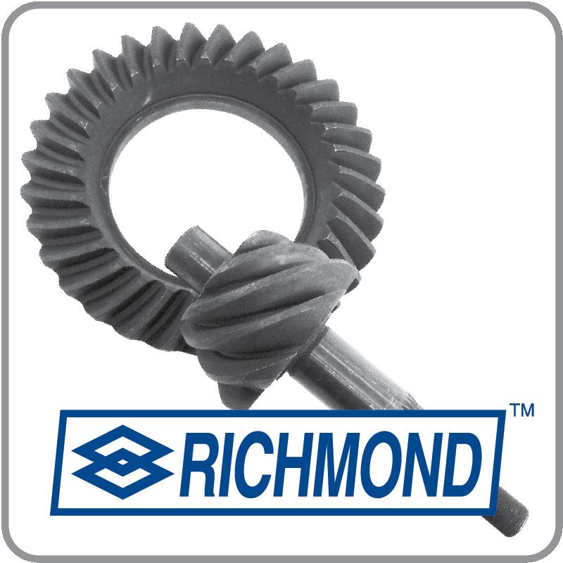 Richmond Gear Ring & Pinion Gears