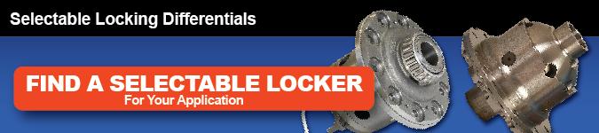 ARB Air Locker_Auburn Ected_Eaton E-Locker_OEM Locker