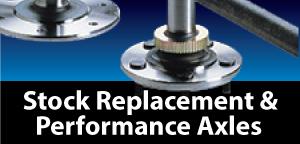 Car Truck Axle Shaft Rear End U Joint Axle Bearing Seal Kit