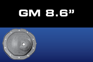 GM 8.6 Inch Differential Parts - Gears, Axles, Ring Pinion, Kits, Spider Gears