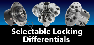 Selectable Locker Locking Differential ARB Air Eaton ELocker Zip Harrop Push Button Differential