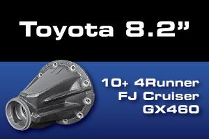 Toyota 8.2 4Runner FJ Cruiser GX460 Ring Pinion Gear Axle Differential Parts