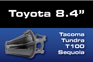 Toyota 8.4 Tacoma Tundra T100 Sequoia Ring Pinion Gear Axle Differential Parts