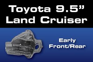 Toyota Landcruiser 9.5 Ring Pinion Gear Axle Parts