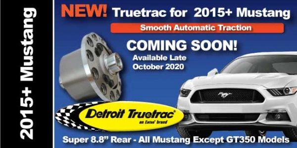 Mustang Truetrac