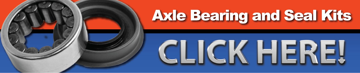 Axle Bearing and Seal Kits Application Guide