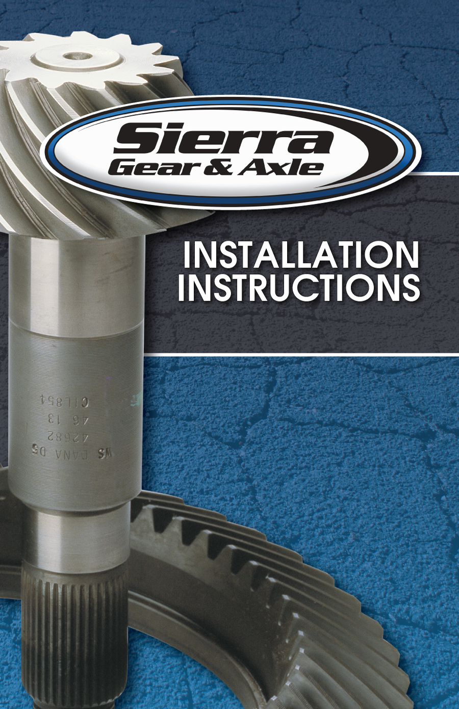 Ring Pinion Install Instructions Page 1