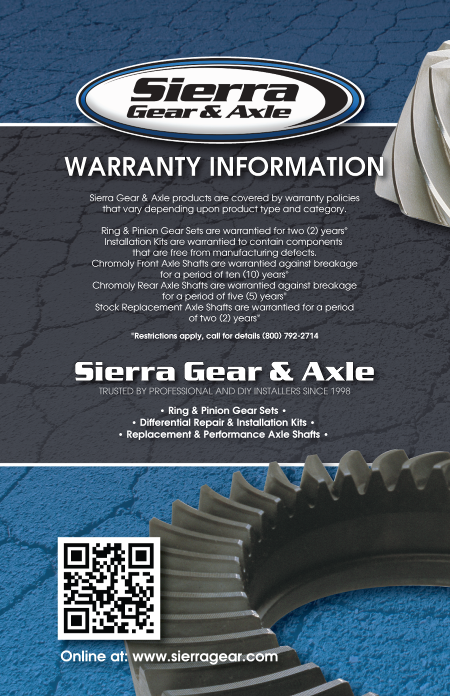 Ring Pinion Install Instructions Page 20