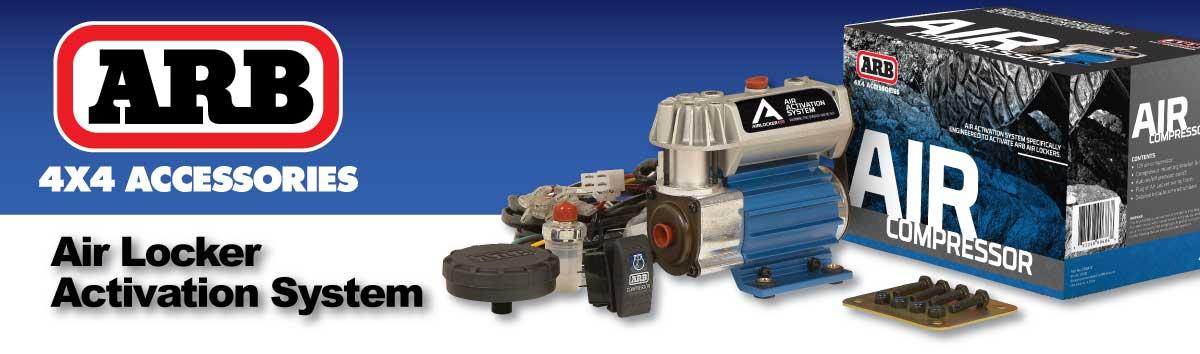 ARB Air Locker Mini Air Compressor