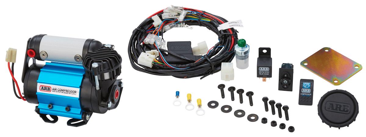 ARB Medium Size Compressor Kit